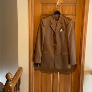 Other - Brown suit jacket